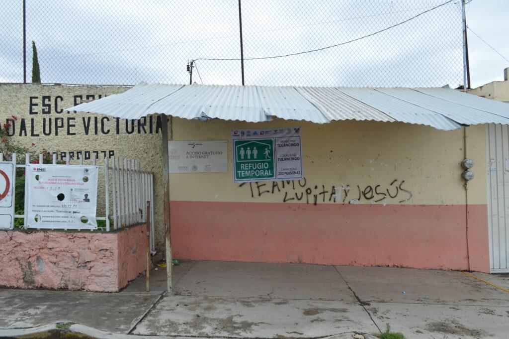 Primaria Guadalupe Victoria colonia Guadalupe