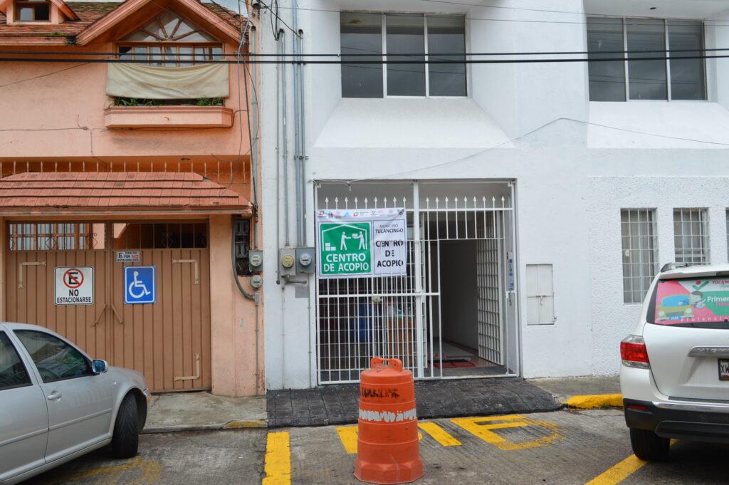 Centro de Acopio (ICAM) Corregidora ote #302