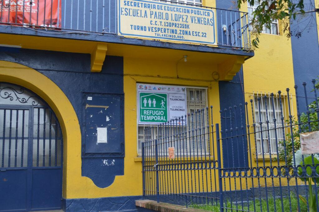 Primaria Martín Urrutia colonia centro
